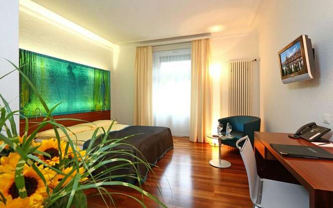 Waldstaetterhof Swiss Quality Hotel Luzern