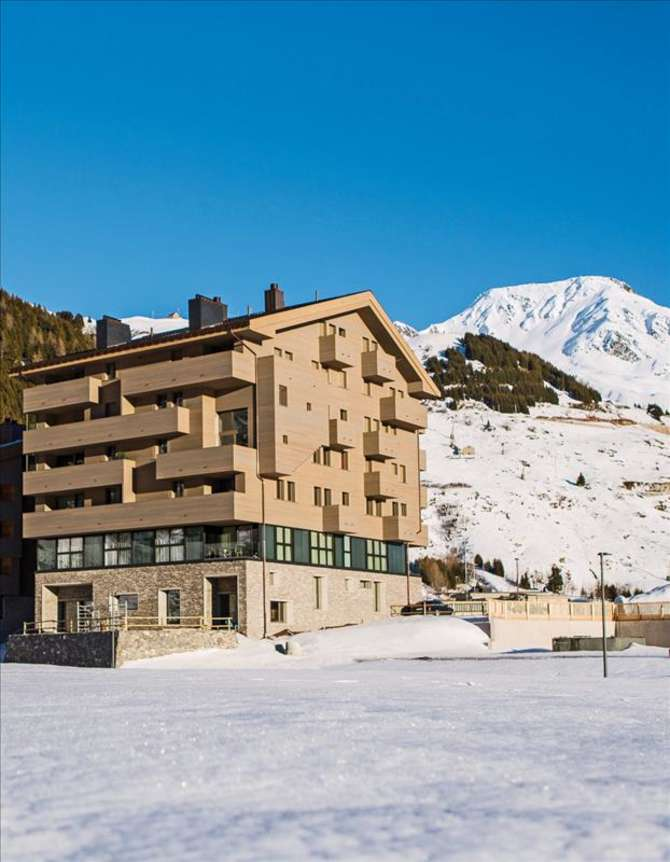 Andermatt Alps Resort Disentis