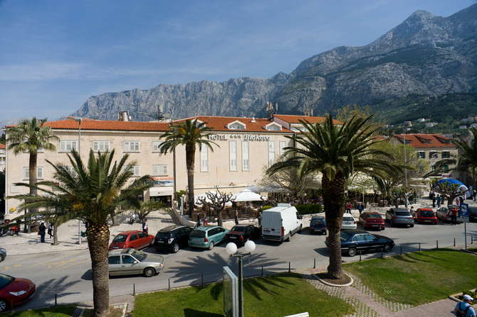 Makarska Holiday Hotel Biokovo Makarska