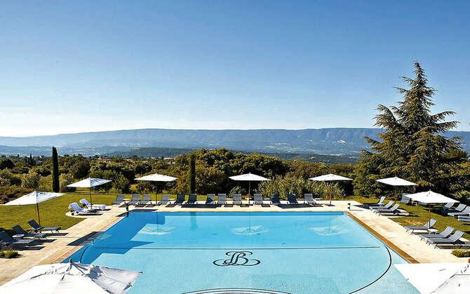 Hotel Les Bories & Spa Gordes