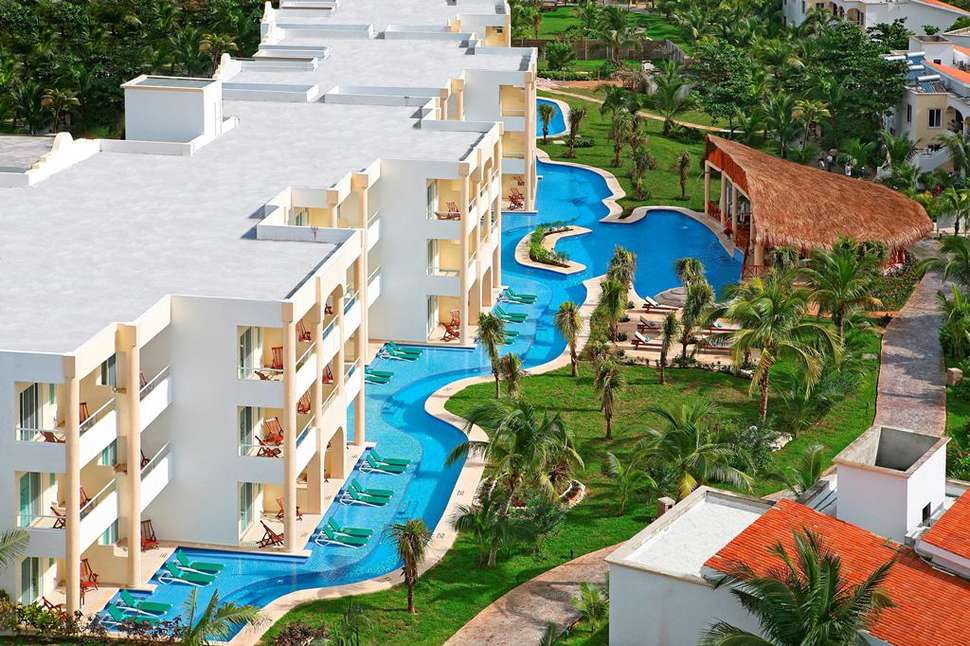 TUI Blue El Dorado Seaside Suites & Spa, 9 dagen