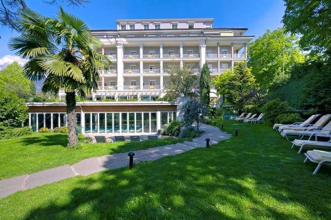 Meranerhof Hotel Merano