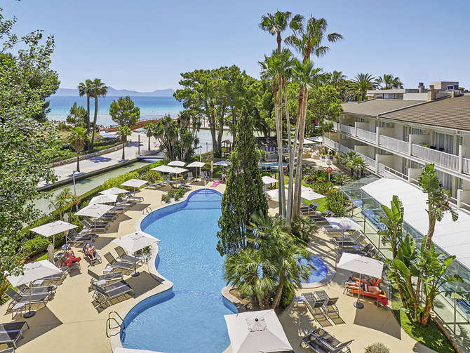 Allsun Hotel Orquidea Playa Alcúdia