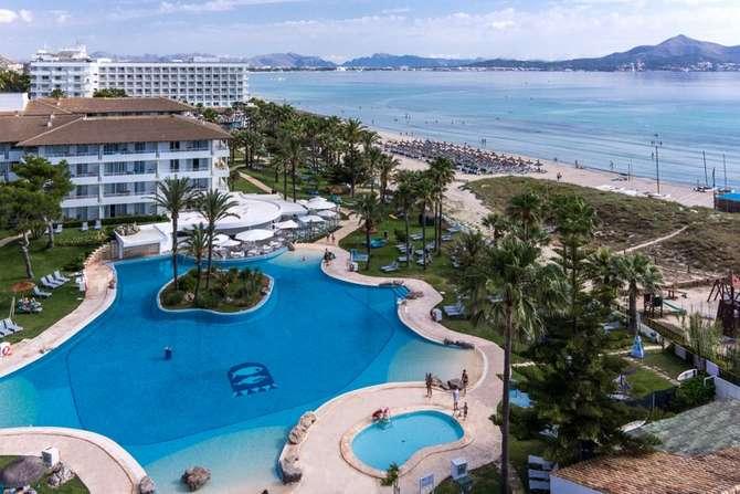 Esperanza Park Appartementen Playa de Muro