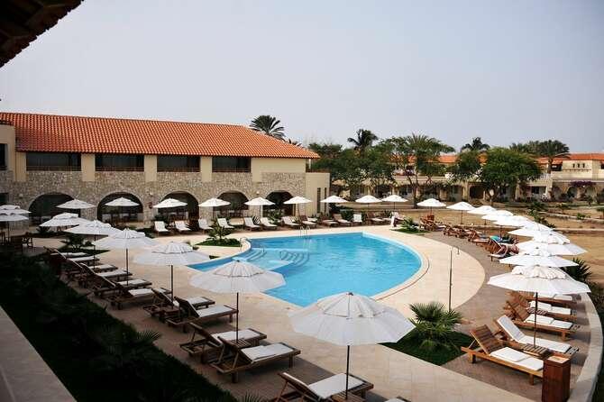 Hotel Morabeza Santa Maria