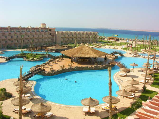 Otium Pyramisa Beach Resort Sahl Hasheesh Makadi Bay