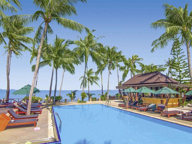 Coco Palm Beach Resort Samui Chaweng Beach