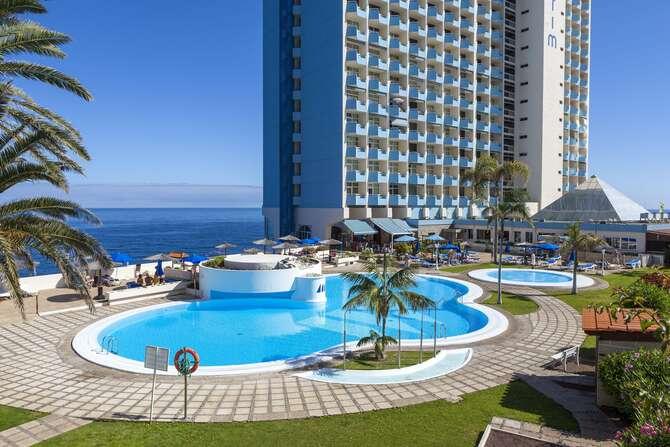 Maritim Hotel Tenerife Puerto de la Cruz