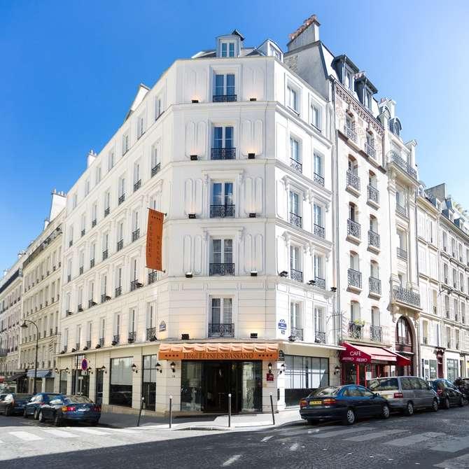 Hotel Elysees Bassano Parijs