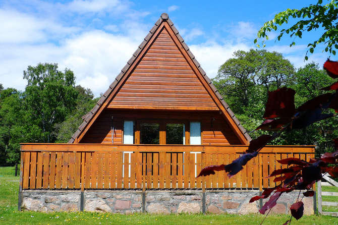 Delny Highland Lodge Invergordon