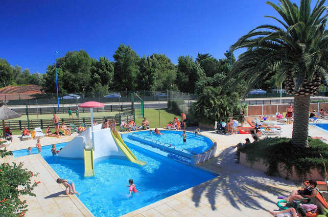 Ma Prairie Camping Canet-Plage