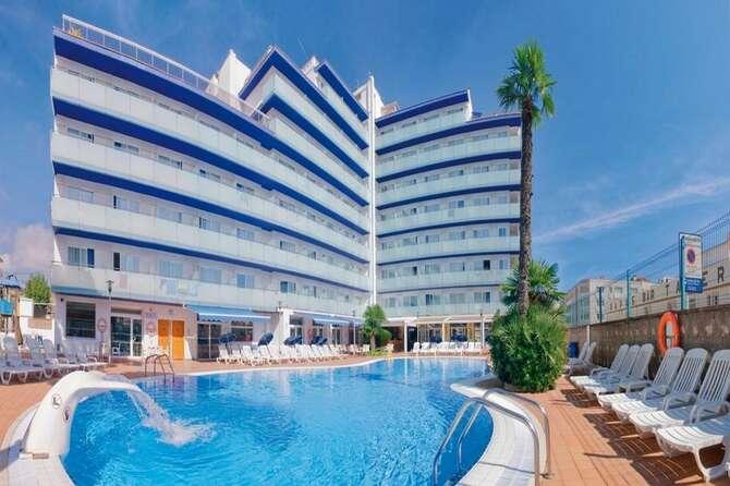 Hotel Mar Blau Calella
