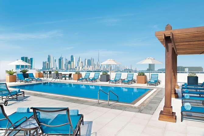 Hilton Garden Inn Dubai Al Mina Dubai