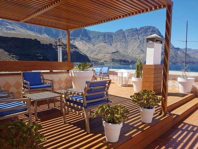 Hotel El Cabo Agaete