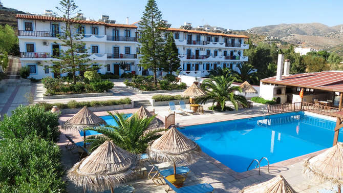 Spiros Soula Family Hotel & Appartementen Agia Pelagia