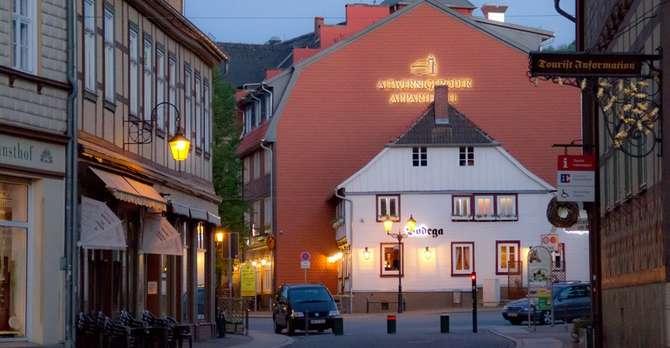 Altwernigeröder Aparthotel Wernigerode
