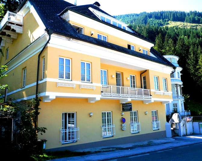 Villa Edith Bad Gastein