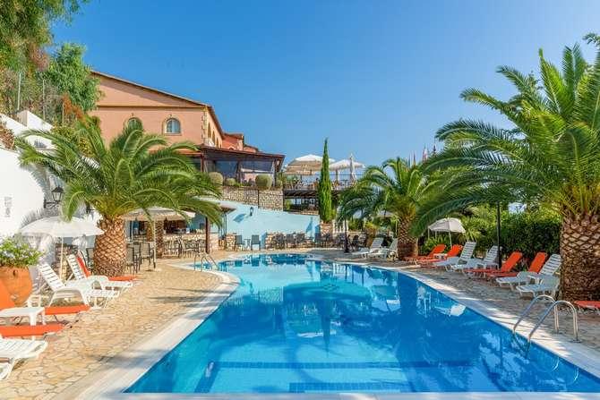 Lido Corfu Sun Hotel Benitses