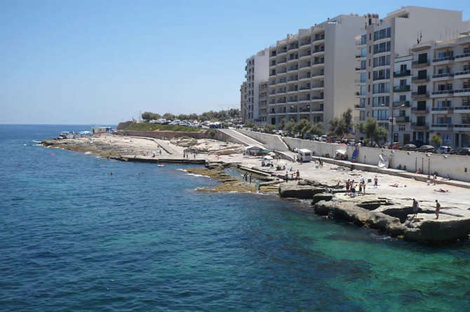 Astra Hotel Sliema