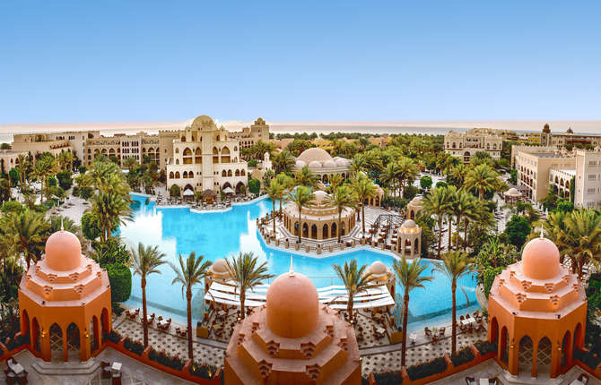 Hotel Red Sea The Makadi Palace Hurghada