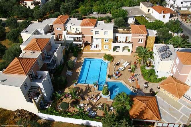 Zeus Village Resort Galatás