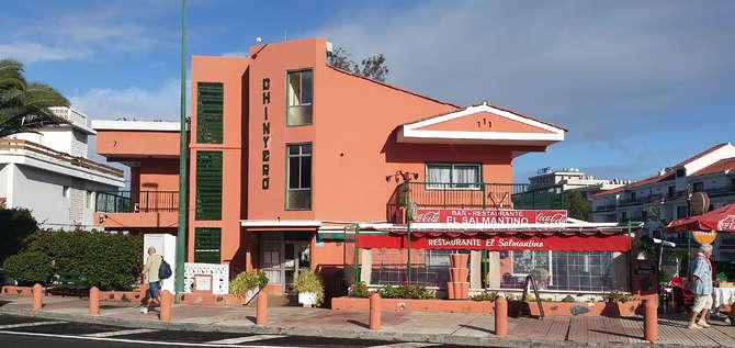 Appartementen Chinyero Puerto de la Cruz