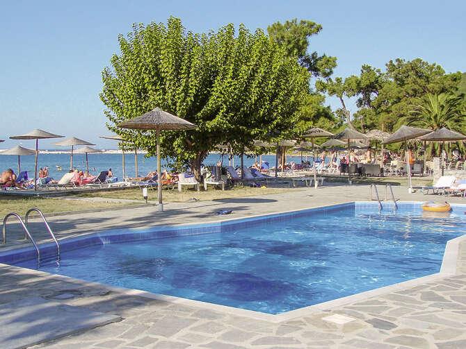 Sunrise Beach Hotel Skala Rachoni