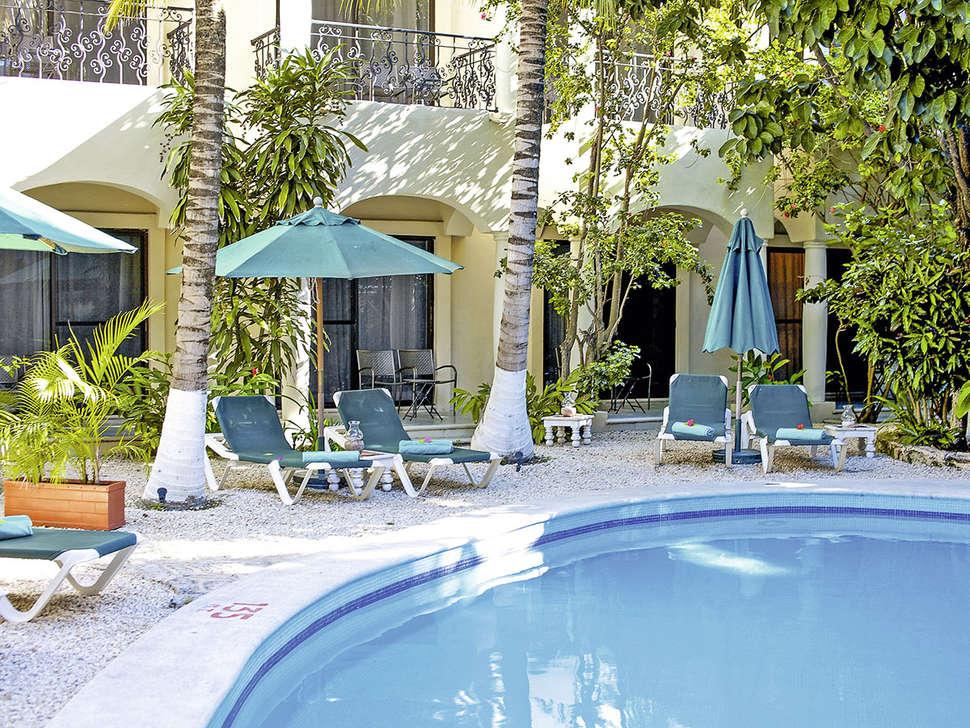 Hacienda Paradise Boutique Hotel, 8 dagen