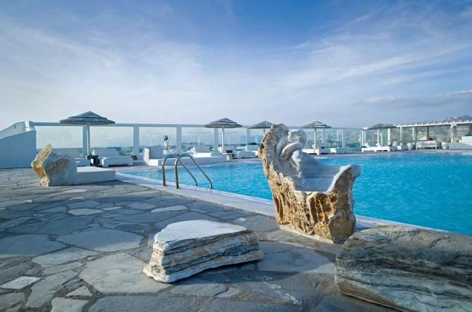 Mykonos Bay Hotel Mykonos-Stad