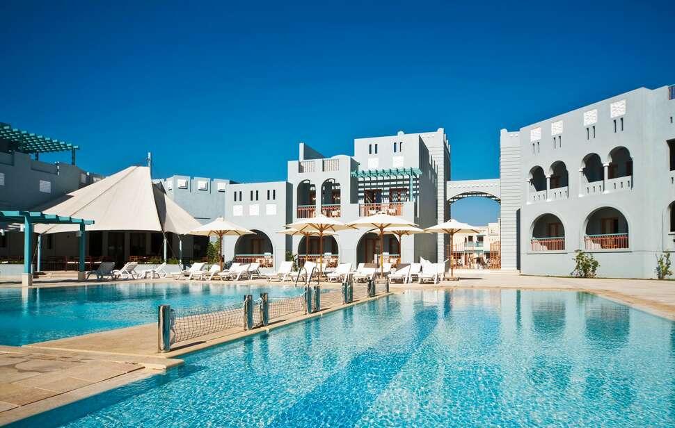 Fanadir Hotel El Gouna, 6 dagen