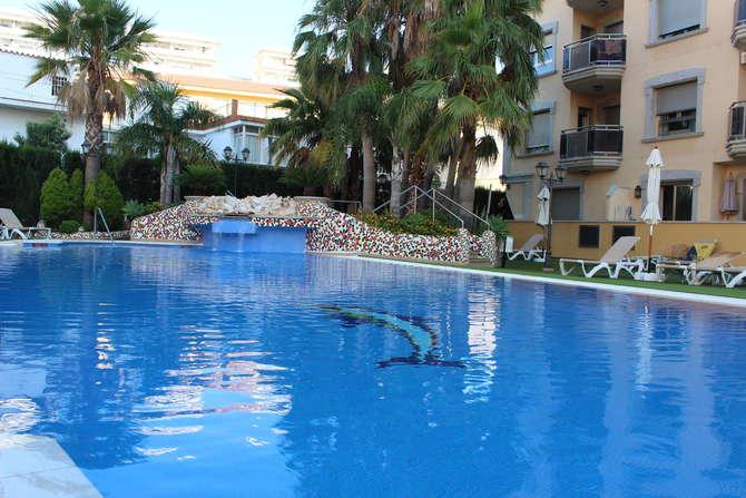 Mediterraneo Real Appartementen Fuengirola