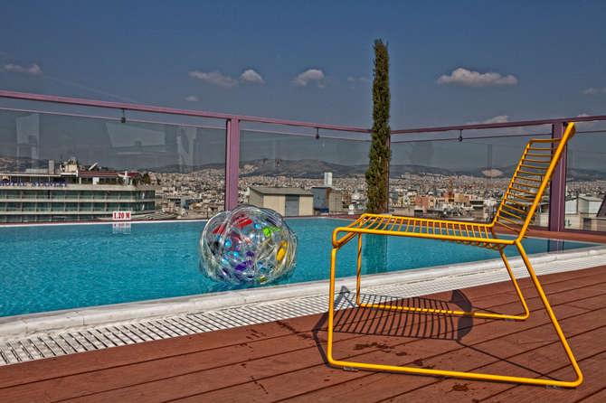 Novus City Hotel Athene