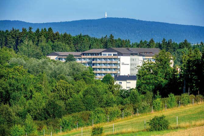 Hotel Alexandersbad Bad Alexandersbad