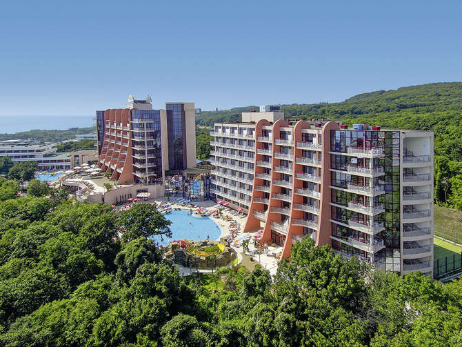 Double Tree By Hilton Hotel Varna Golden Sands Golden Sands