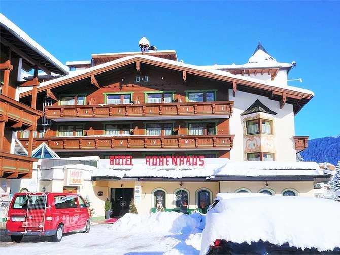 Alpenbadhotel Hohenhaus Hintertux