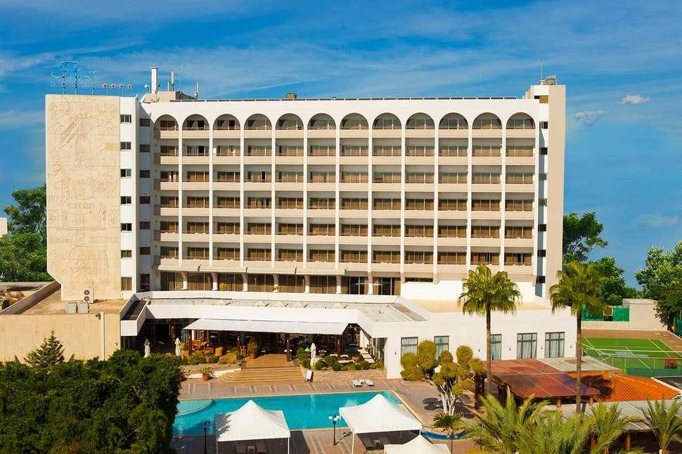 Last minute vakantie Cyprus 🏝️Ajax Hotel