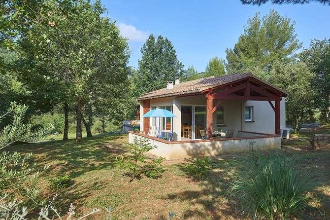 Vakantiepark Domaine de l'Espinet Quillan