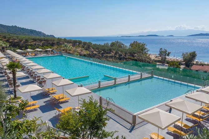 Akrathos Beach Hotel Ouranópolis