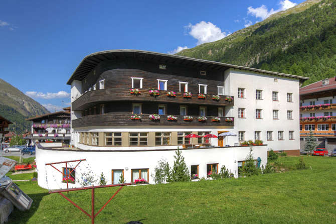 Berghotel Gasthof Gstrein Vent