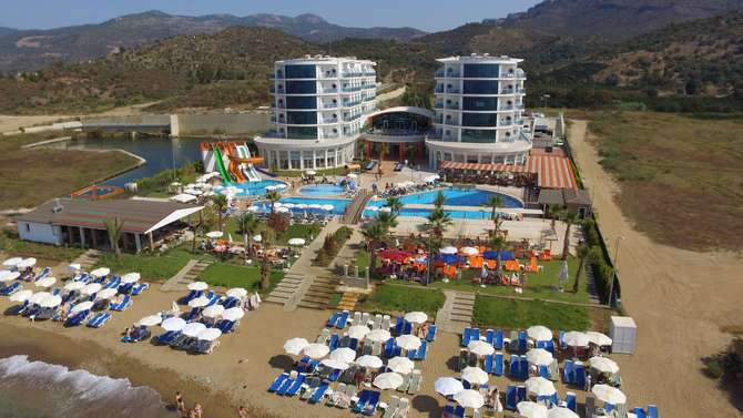 Notion Kesre Beach & Spa Özdere