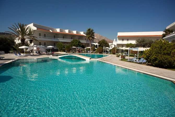 Niriides Hotel Kolymbia