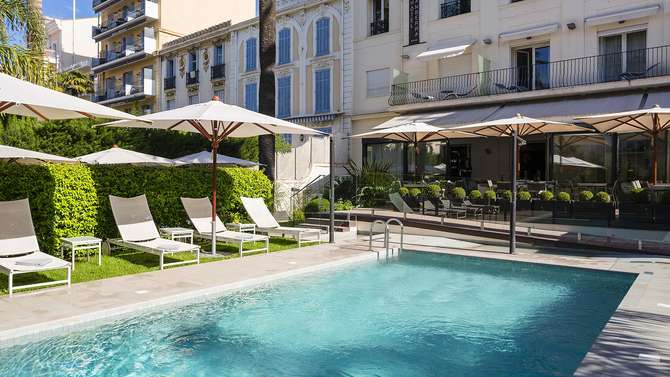 Hotel Le Canberra Cannes