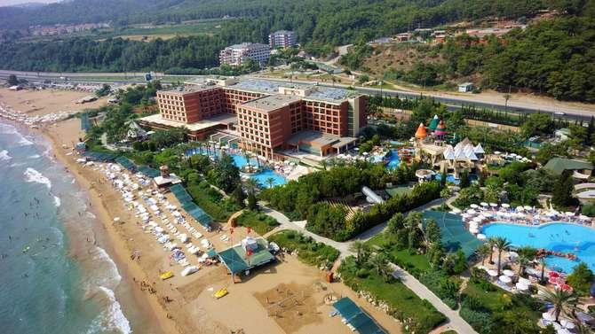 Pegasos Royal Hotel Boztepe