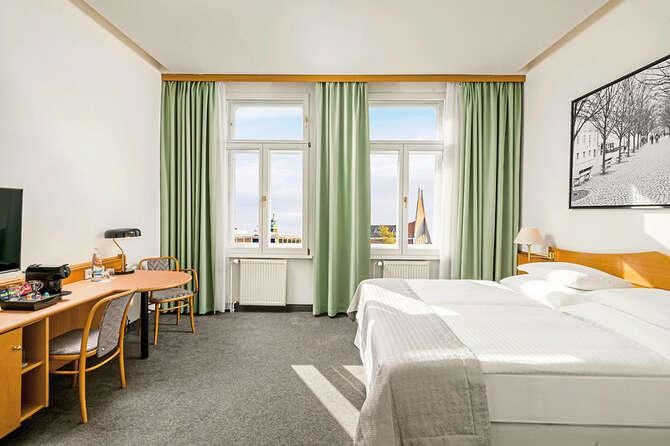 Best Western City Hotel Moran Praag