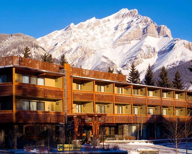 Banff Aspen Lodge Banff