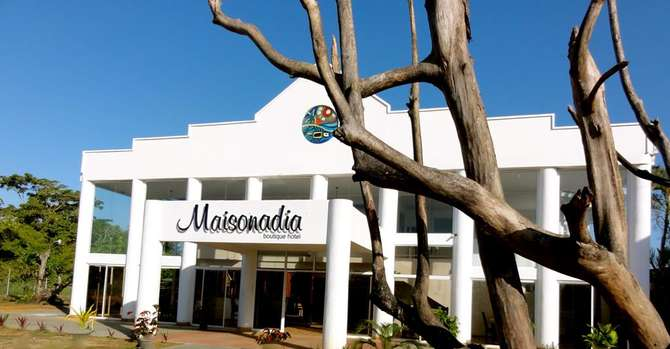 Maisonadia Boutique Paramaribo