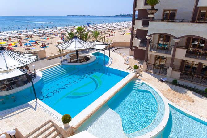 Golden Rainbow VIP Residence Sunny Beach