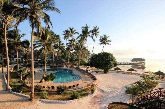 Paradise Beach Resort Michamvi