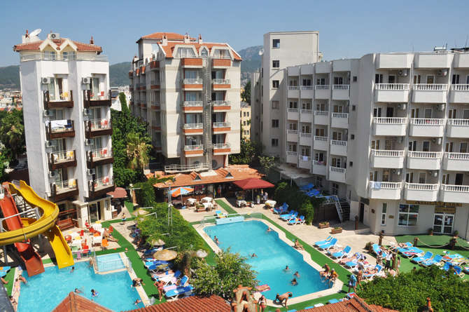 Aegean Park Hotel Marmaris