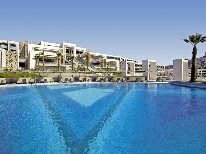 Mayia Exclusive Resort & Spa Kiotari